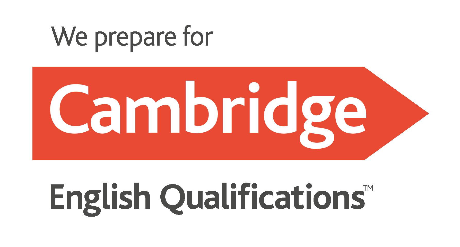 """Centre oficial """"we prepare for Cambridge"""""""