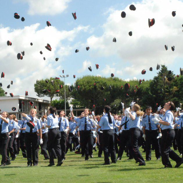 Acte de graduació mossos d'esquadra